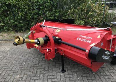 FRANSGARD-Schwadwender SV 250-09