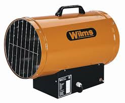 WILMS-Gasheizer GH 25 M