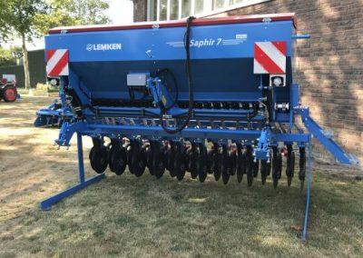 Lemken-Sämaschine SAPHIR 7/300DS