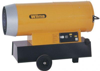 WILMS-Heizgerät B 350